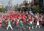 Christmas Taping Schedule at Walt Disney World
